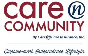 Care N' Care logo with tag line Empowerment, Independence, Lifestyle